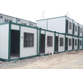 重庆住人集装箱房租赁